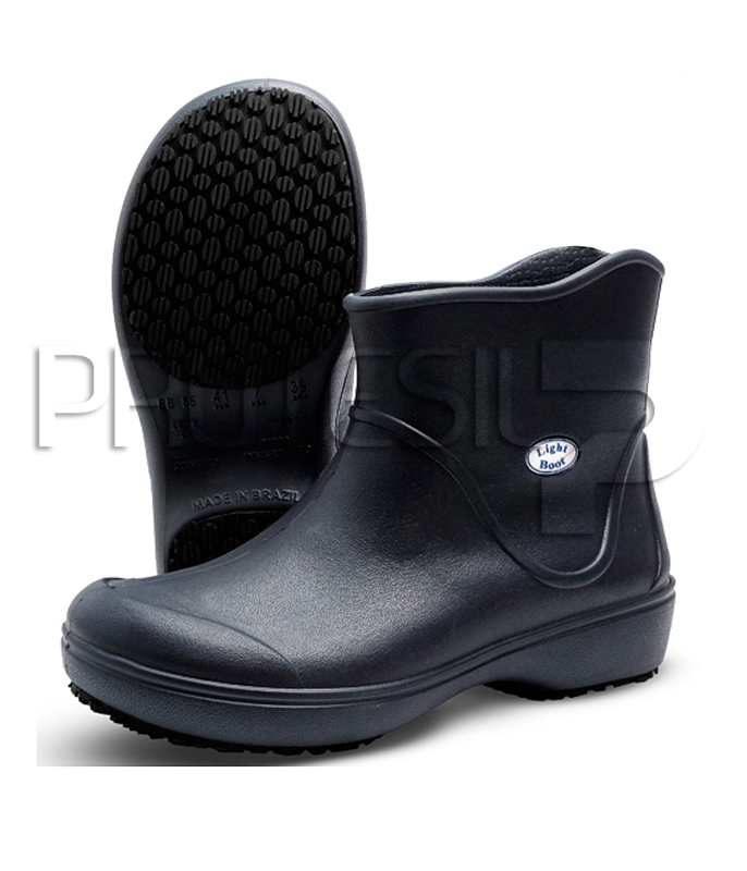 8cf153a3e8347 CALÇADO OCUPACIONAL LIGHT BOOT BB85-PRETO   EPI CA-37390 – EPI ...